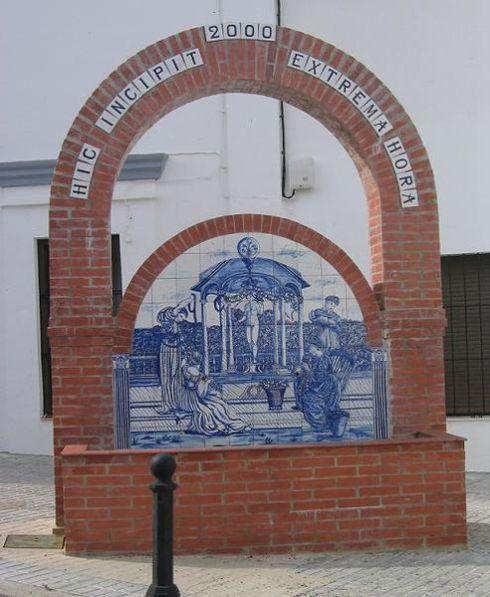 Historia y Monumentos de Fuente del Arco
