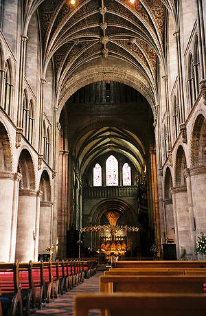 Hereford is one of the church's forty-three ca...