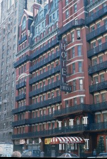 File Hotel Chelsea Manhattan - Wikimedia Commons