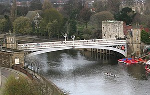 Lendal Bridge - geograph.org.uk - 766795