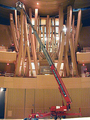 Orgue du Walt Disney Concert Hall  Wikipdia
