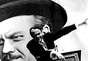 Citizen Kane is often cited as one of the grea...