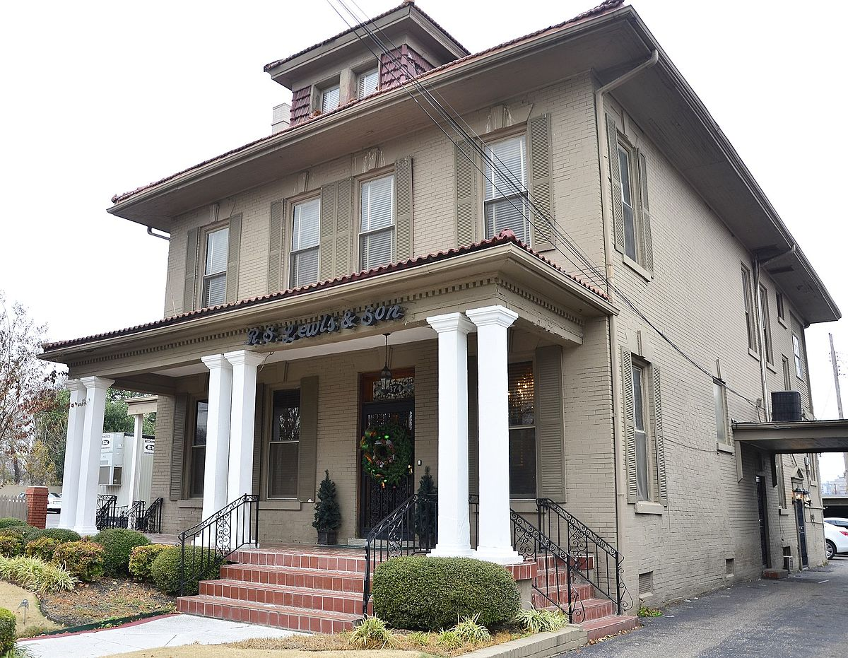 R S Lewis Funeral Home  Wikipedia