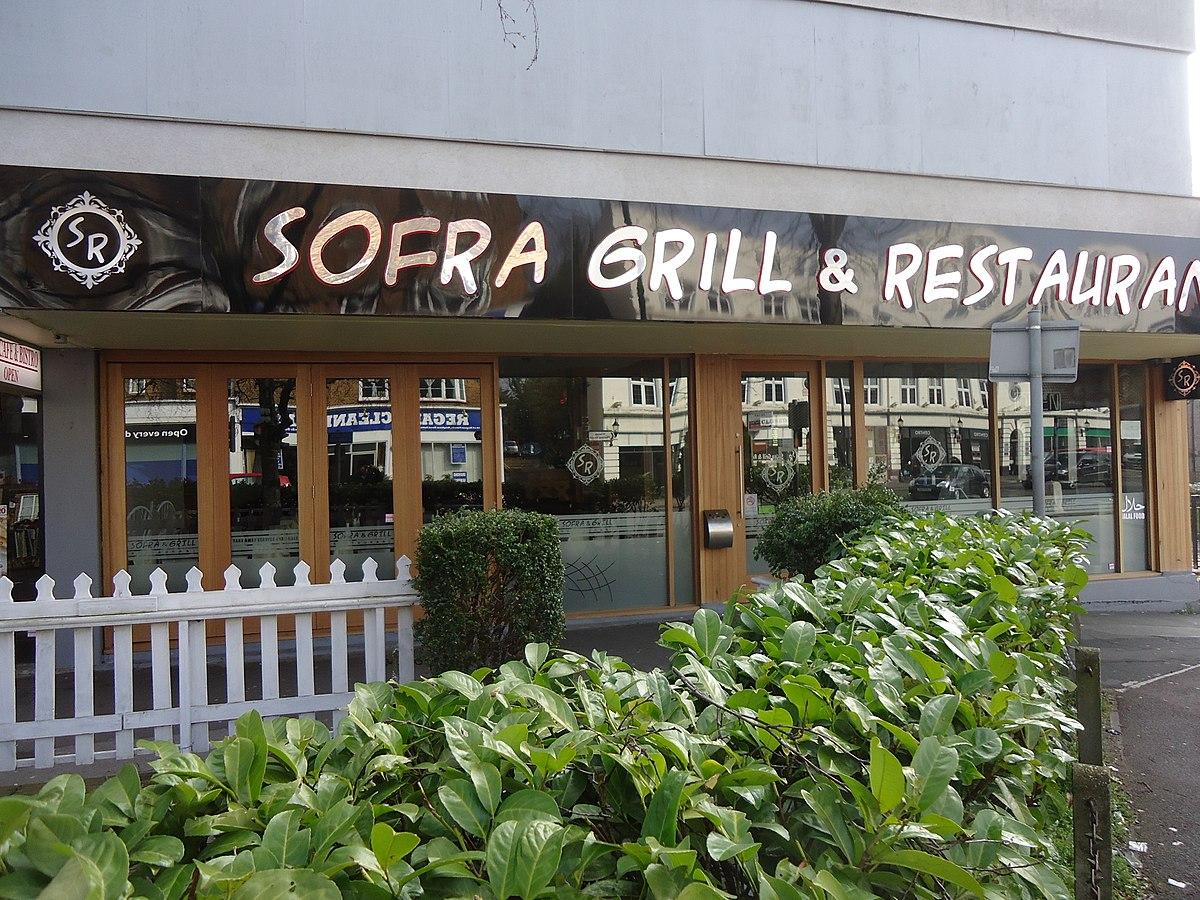 Sofra Restaurant Wikipedia