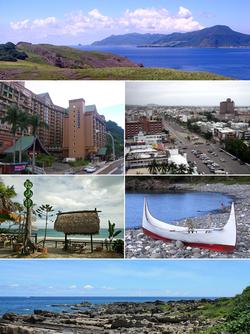 Taitung County  Wikipedia