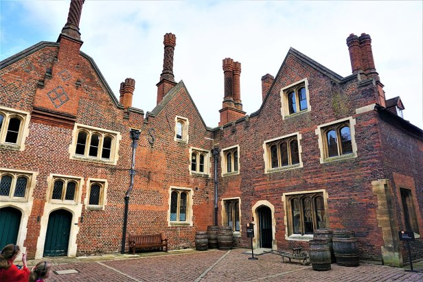 Tradesman's Entrance Areas - Hampton Court Palace - Joy of Museums 3