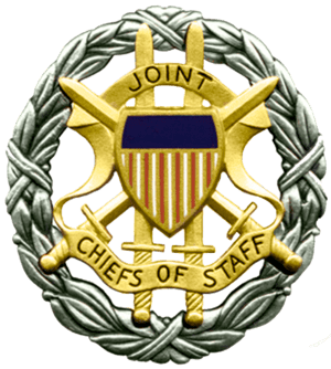 United States Joint Chiefs of Staff Badge