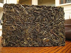 Zhuan cha, Dadugang 2006 raw pu-erh zhuancha.
