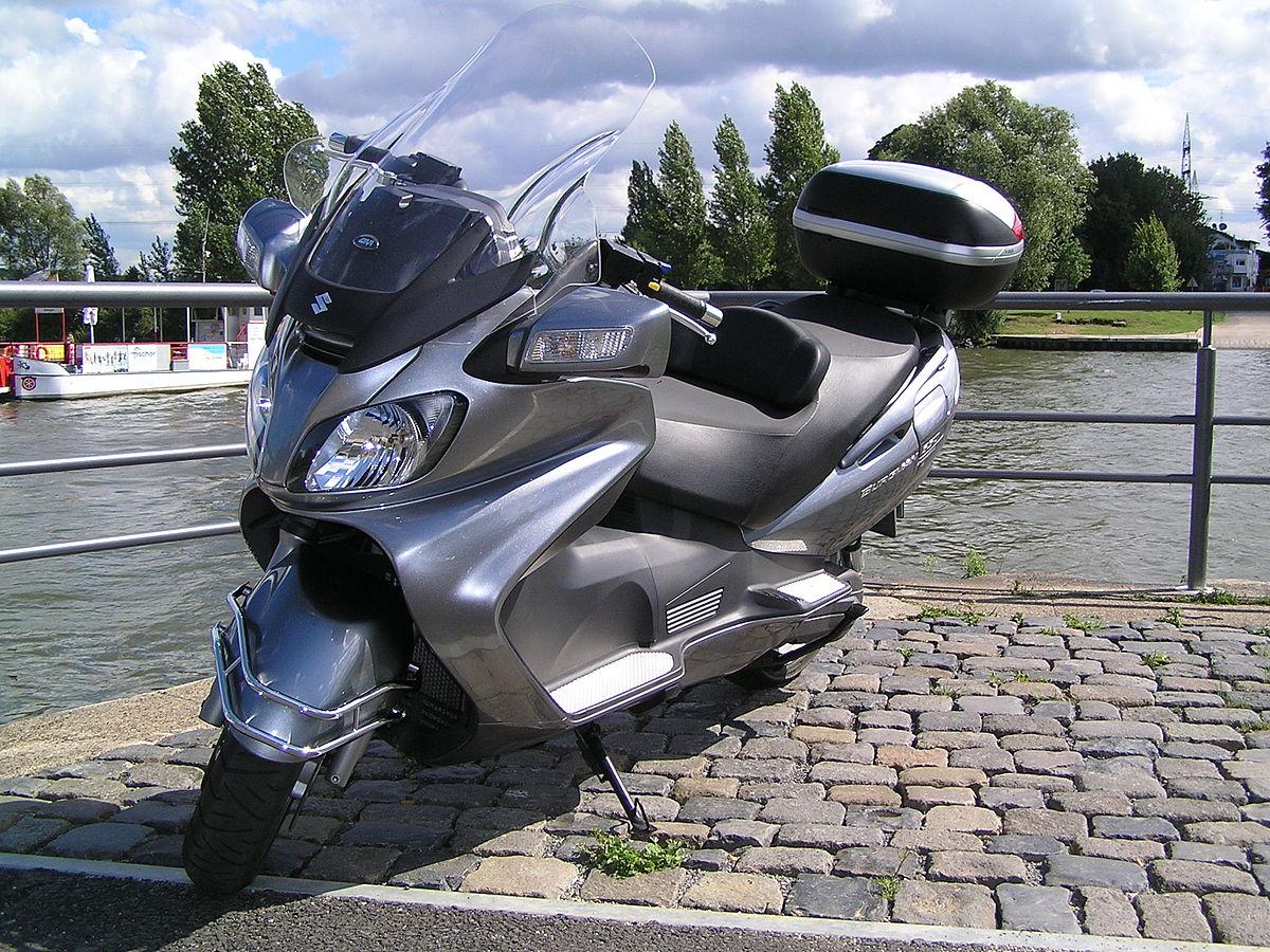 Motor Cc Scooters 200 Suzuki