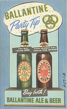 P Ballantine and Sons Brewing Company  Wikipedia
