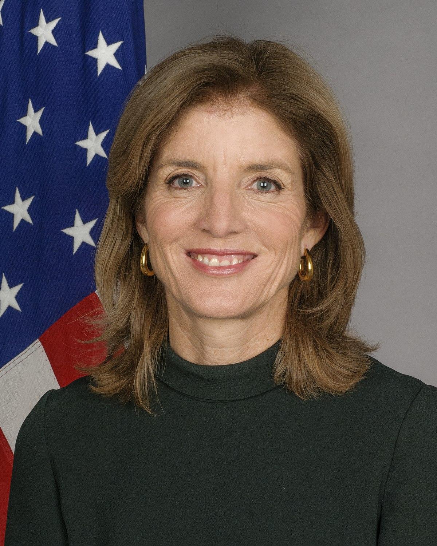 Caroline Kennedy  Wikipedia
