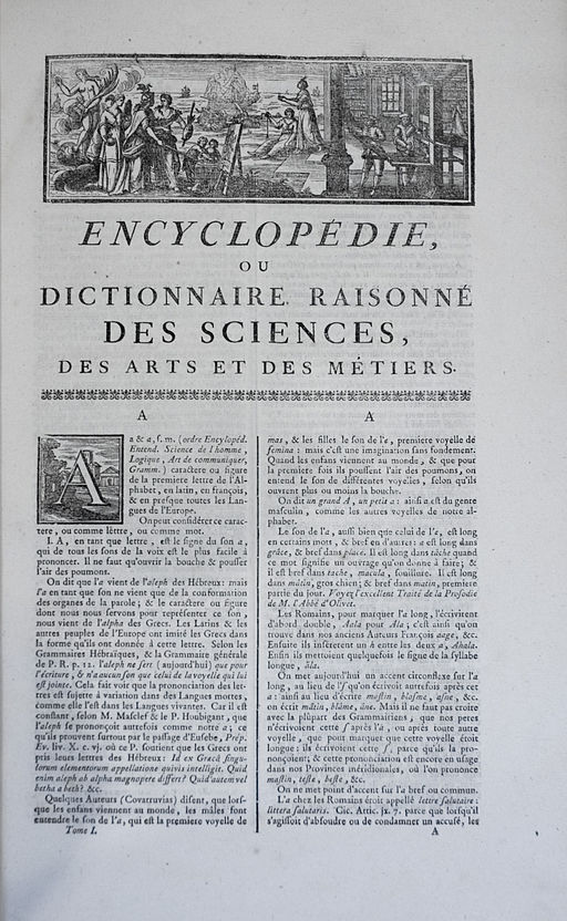 Encyclopedie 1pageA