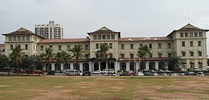 English: Galle Face Hotel, Colombo, Sri Lanka ...