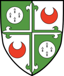 Girton College heraldic shield