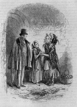 Little Dorrit, Little Mother, Charles Dickens