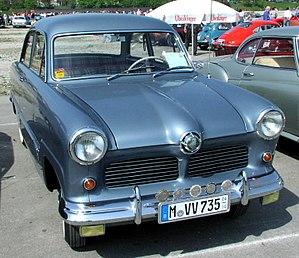 Ford Taunus 12m (G13) (1952-1955)
