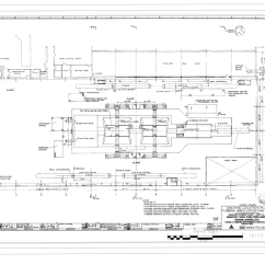 Nuclear Power Plant Diagram Gibson 335 Wiring File:machine Location Plan, Turbine Area, Operating Floor - Haddam Neck ...
