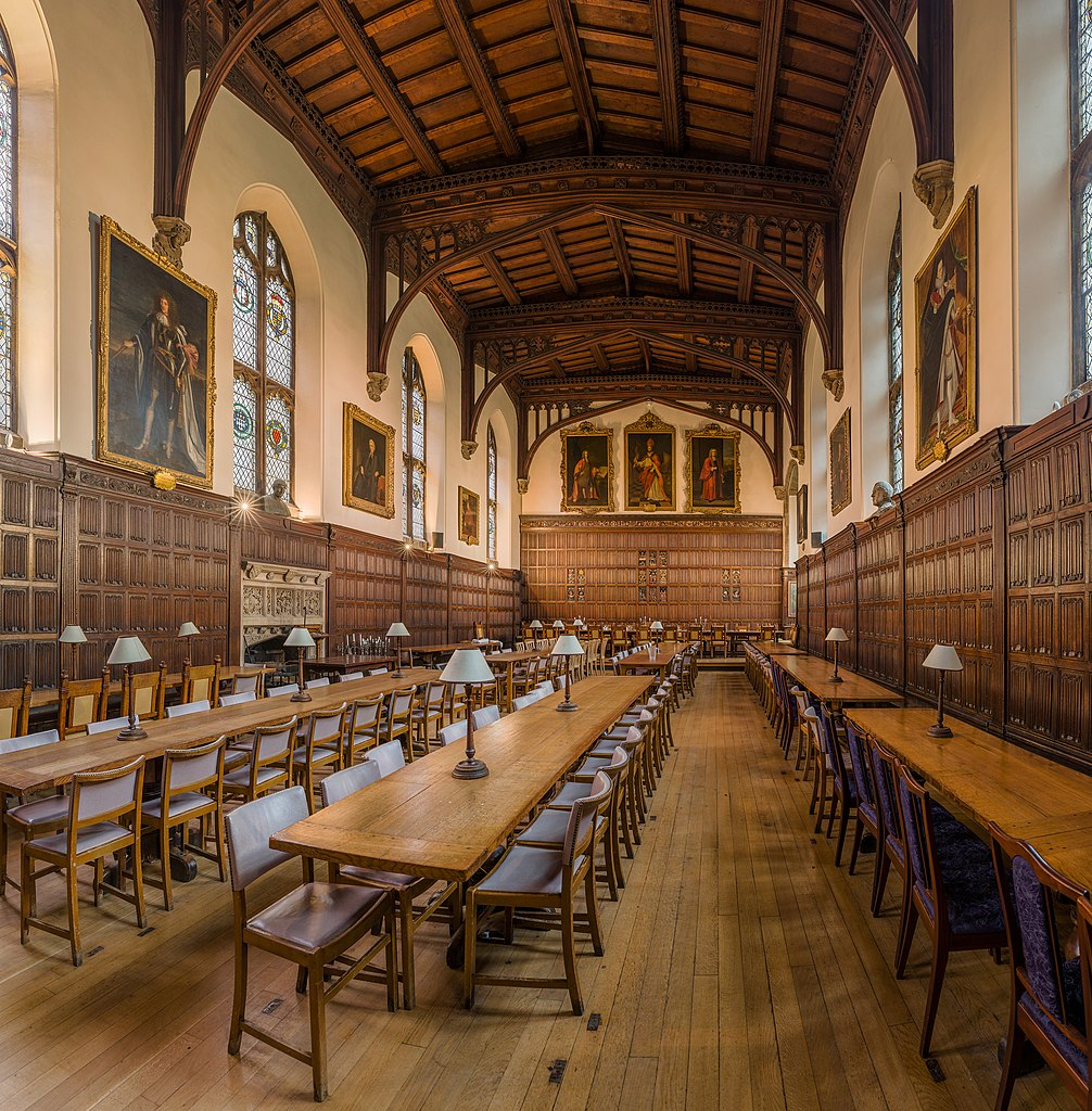 FileMagdalen College Dining Hall Oxford UK  Diliffjpg