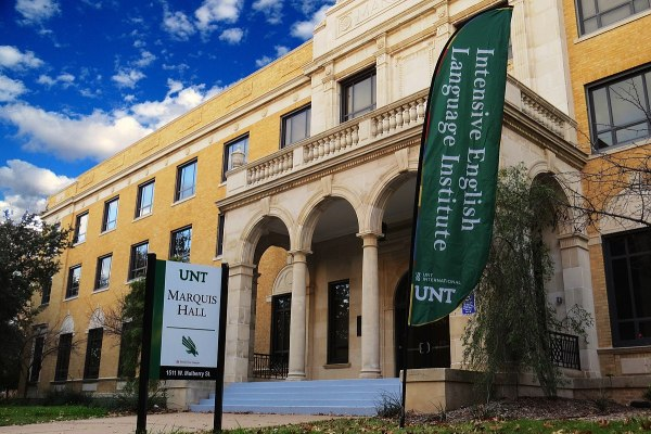 University Of North Texas Intensive English Language