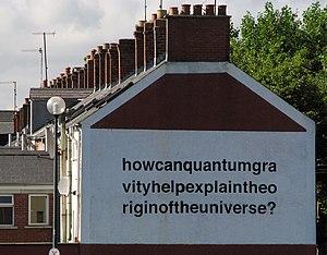English: Mural, Balfour Avenue, Belfast Mural ...