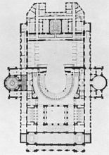 Architectural drawings of the Opra Garnier  Wikimedia
