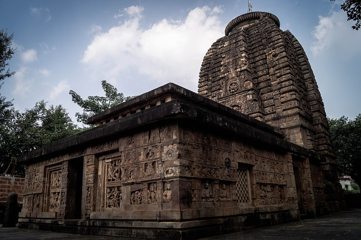 Parashurameshvara Temple  Wikipedia