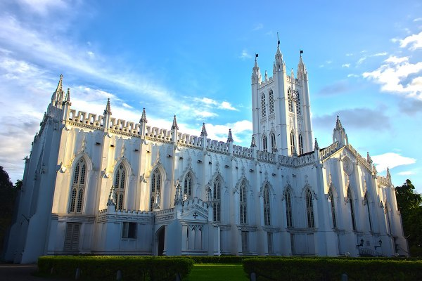 St. Paul' Cathedral Kolkata - Wikipedia