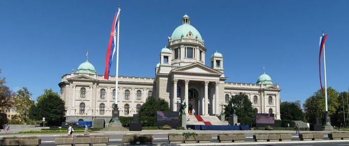 Дом Народне Скупштине Србије