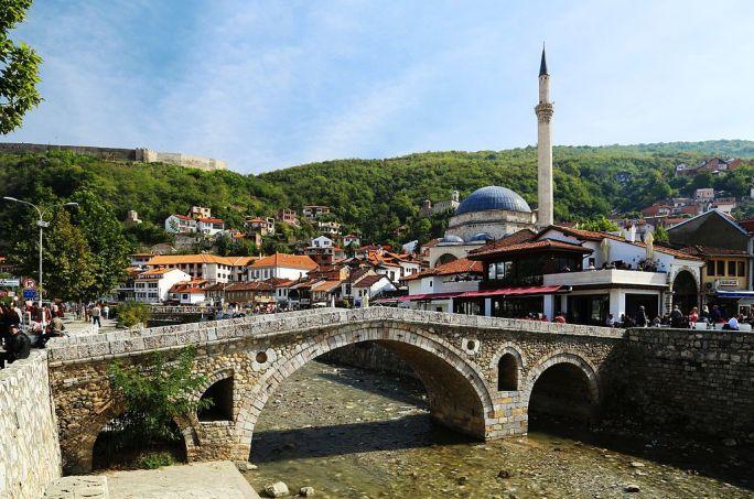 2013-10-06 Stone Bridge, Prizren, Kosovo 8649