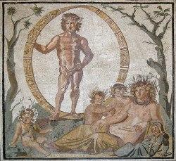 Aion and Tellus (Gaia)