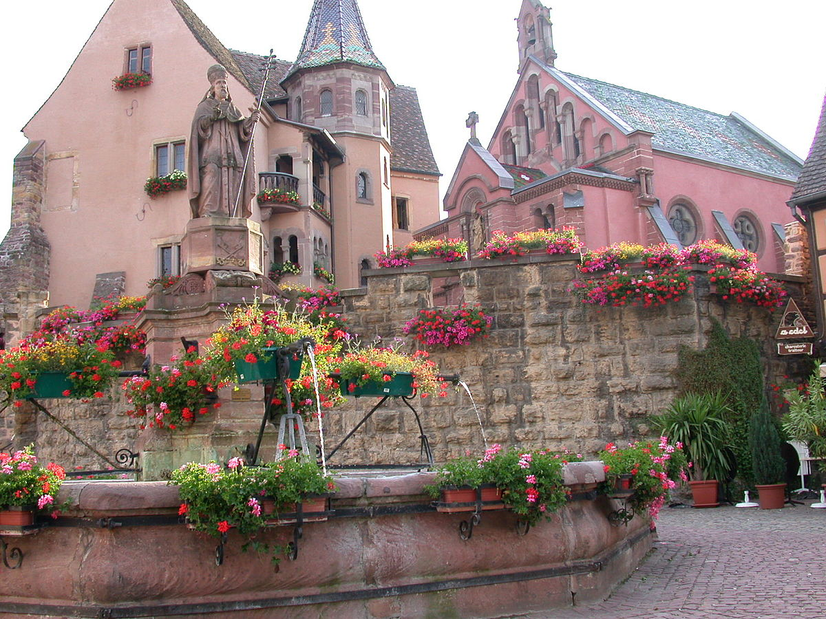 Very Cute And Beautiful Wallpapers Eguisheim Travel Guide At Wikivoyage