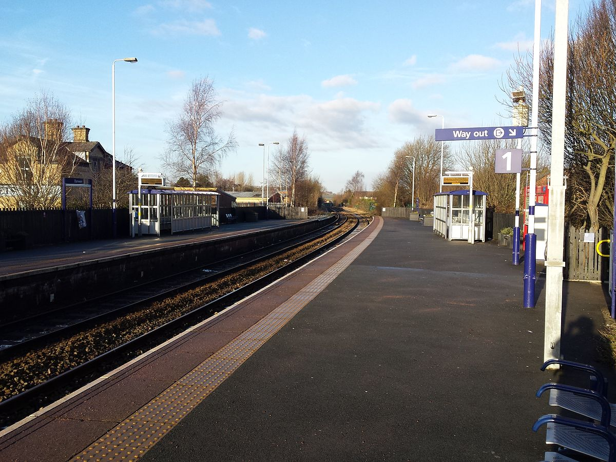 Hd Wallpaper 2014 Darwen Railway Station Wikipedia