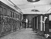 ENIAC, computador desenvolvido pelo Exército Americano