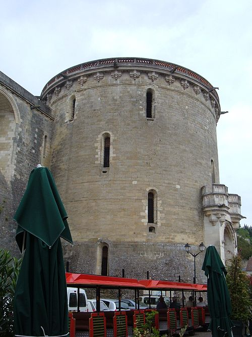 Exterior of Chateau d'Amboise 2