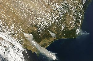 Black Saturday bushfires