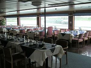 J. Henry Dunant III restaurant in The Netherlands