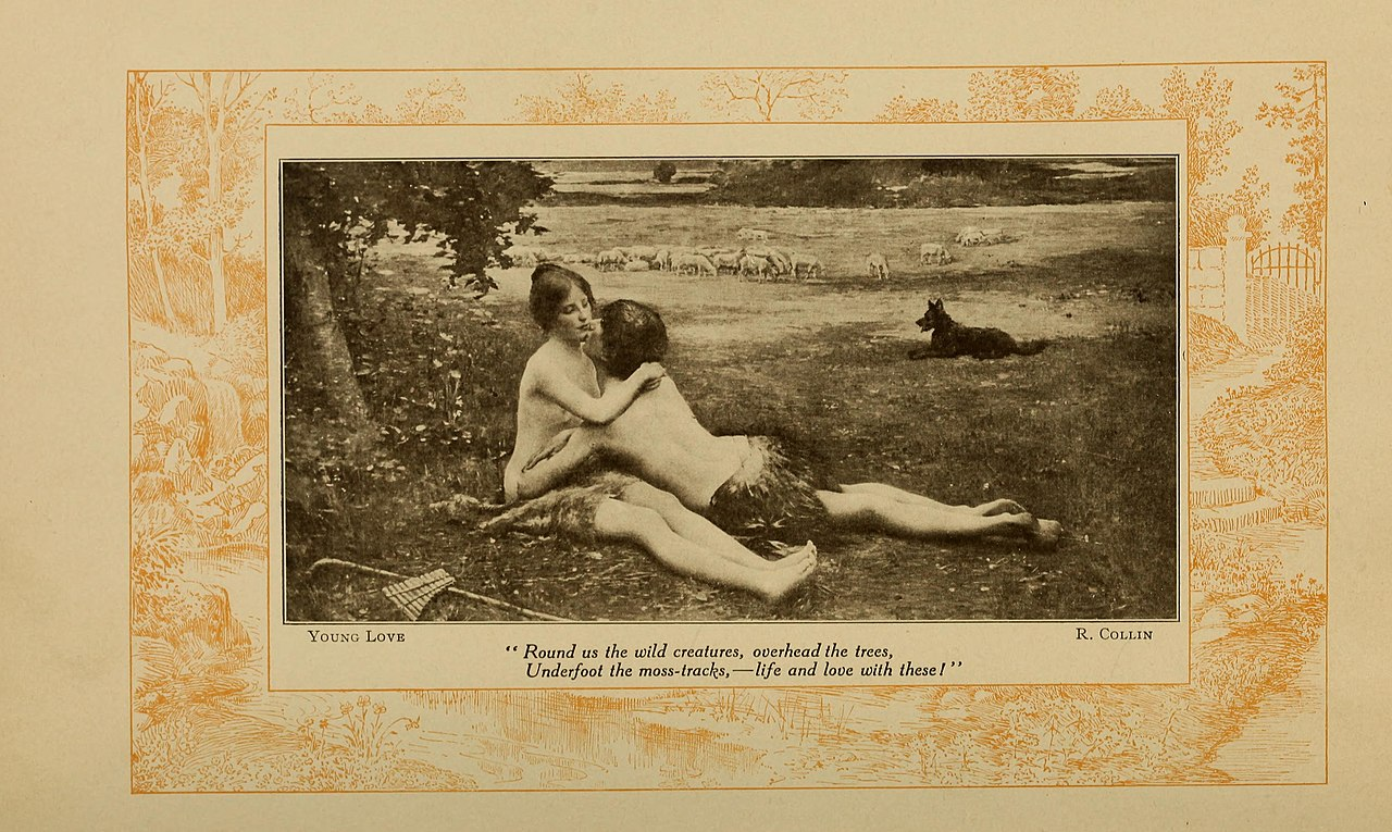 FileLove poems from the works of Robert Browning and Elizabeth Barrett Browning 1909