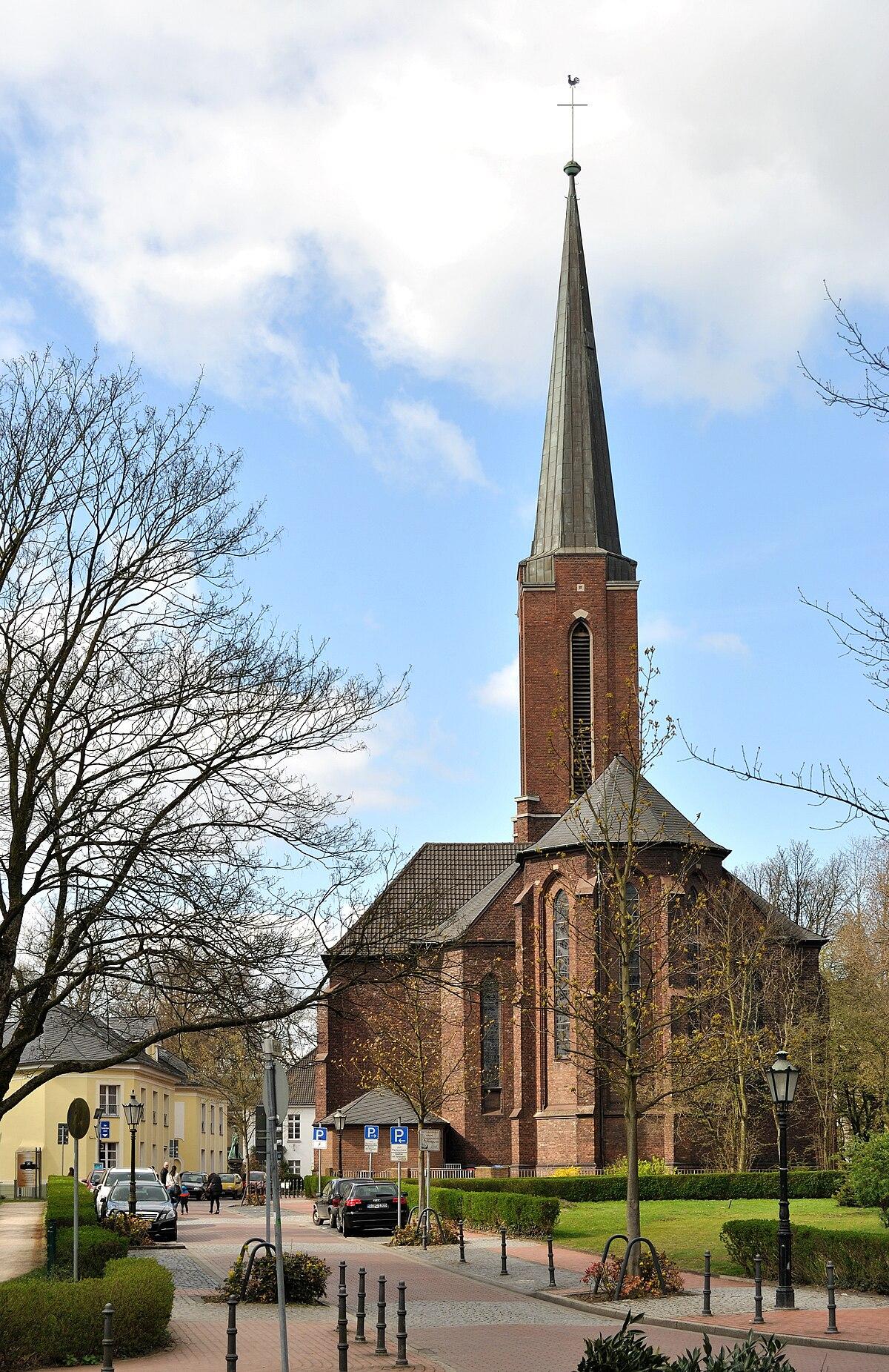 St Josef (moers)  Wikipedia