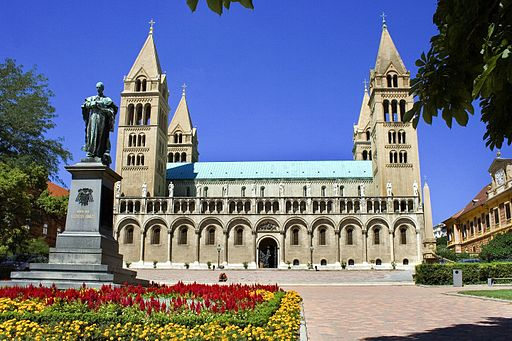 Pécs Cathedral - Hungary