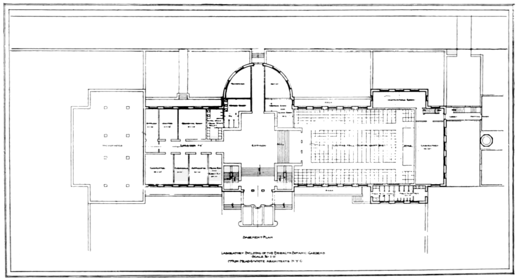 File:PSM V80 D344 Basement floor plan of the lab and