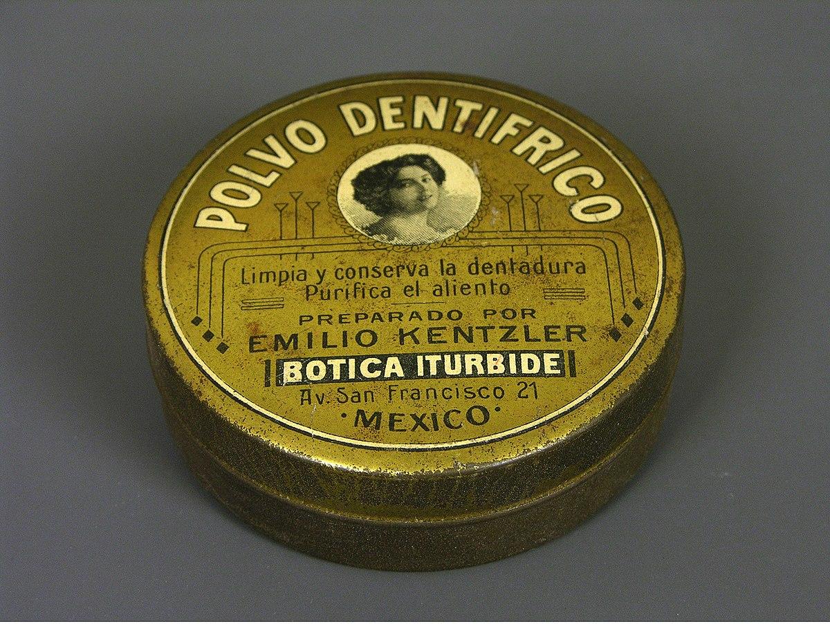 Dentifrice  Wikipedia