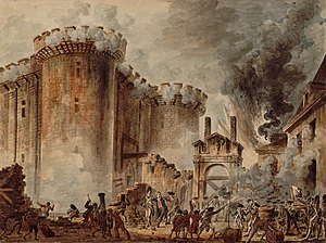 """The Storming of the Bastille"", Visi..."