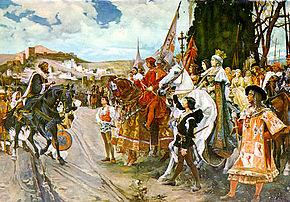 Abad PertengahanSejarahTinggiReconquista  Wikibuku
