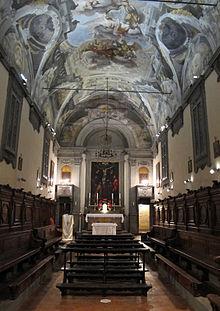 Oratorio di San Niccol del Ceppo  Wikipedia
