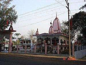 Sankat Mochan Hanuman Temple in Varanasi, India
