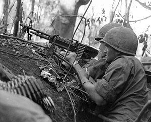 M60 in Vietnam, 1966