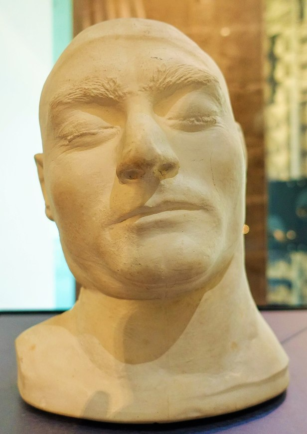 State Library of Victoria - Joy of Museums - Ned Kelly's Death Mask