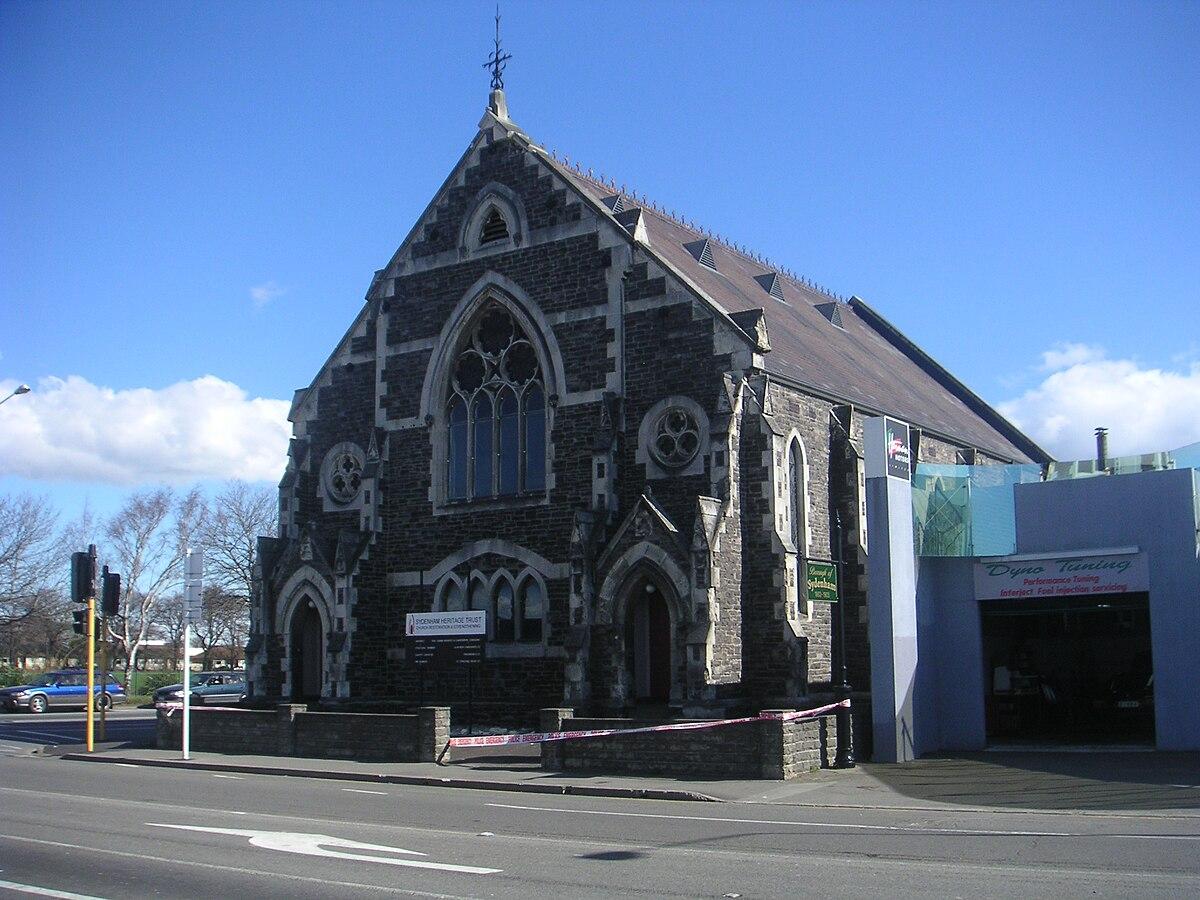Sydenham Heritage Church Wikipedia