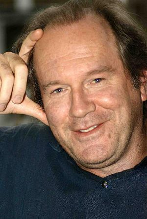 English: Portrait of the author William Boyd
