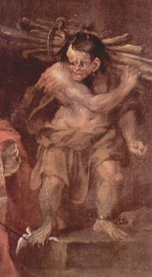 """Caliban de """"La Tempête"""" de William S..."""